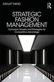 Strategic Fashion Management by Ranjit Thind