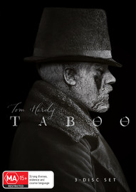Taboo - Season 1 on DVD image
