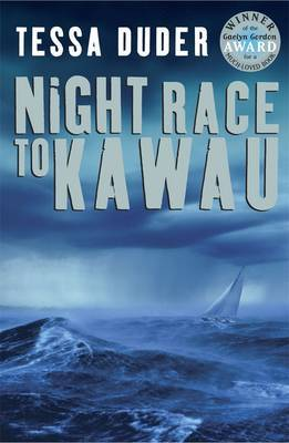 NIght Race to Kawau by Tessa Duder image