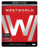 Westworld - Season One (Limited Edition Tin - 4K UHD + Blu-ray) on Blu-ray, UHD Blu-ray