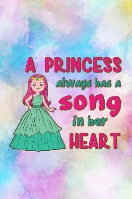 Princess Notebook for Girls by Wee Create Journals