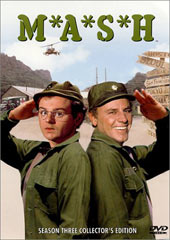 MASH - Complete Season 3 Collector's Edition (3 Disc Box Set) on DVD