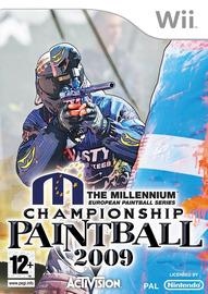 Millenium Series Championship Paintball 2009 (AKA NPPL Championship Paintball 2009) for Nintendo Wii image