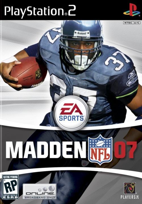 Madden NFL 07 for PlayStation 2