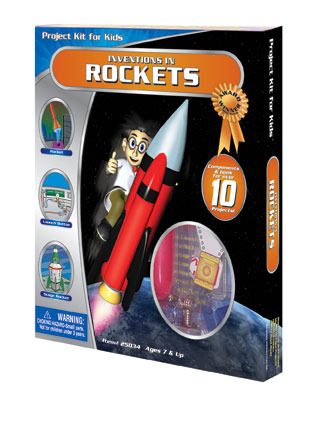 Inventions in Rockets
