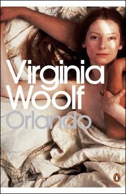 Orlando by Virginia Woolf (**) image