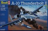 Revell: 1/48 A10 Thunderbolt II - Model Kit