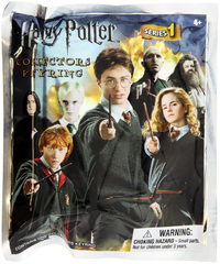 Harry Potter - 3D Figural Keychain (Blind Bag)