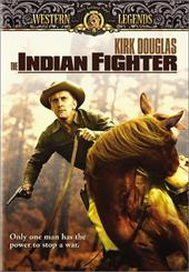The Indian Fighter on DVD