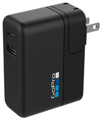 GoPro: Supercharger (International Dual-Port Charger)