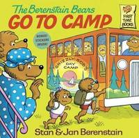 The Berenstain Bears Go to Camp by Stan Berenstain image