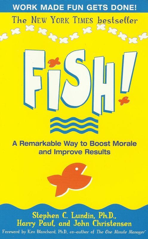 Fish! Omnibus by Steve Lundin