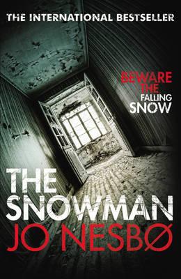 The Snowman by Jo Nesbo image