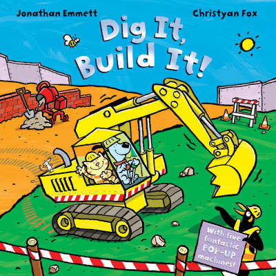 Dig It, Build It! by Jonathan Emmett image