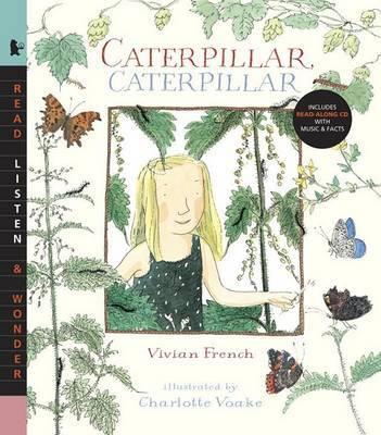 Caterpillar Caterpillar with Audio: Read, Listen & Wonder by Vivian French image