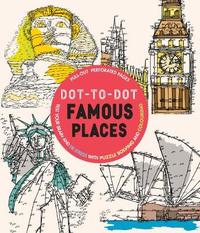 Dot-to-Dot Famous Places by Any Puzzle Media Ltd image