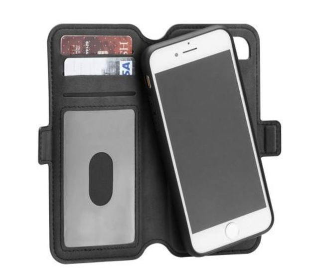 3SIXT NeoWallet - iPhone 6/6S/7/8 - Black