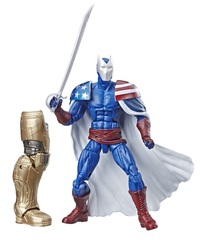"Marvel Legends: Citizen V - 6"" Action Figure"