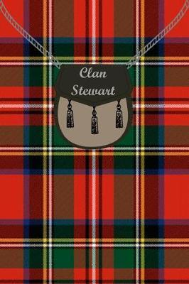 Clan Stewart Tartan Journal/Notebook by Clan Stewart