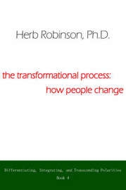 The Transformational Process by Herb Robinson image