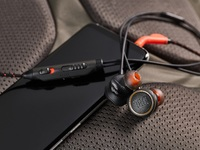 JBL Quantum 50 Earbuds for PC image