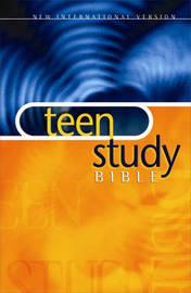 NIV Teen Study Bible image