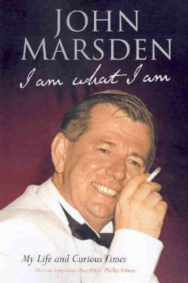 I am What I am by John Marsden image