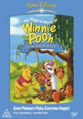 Winnie the Pooh - Volume 8 : Growing Up With Pooh on DVD