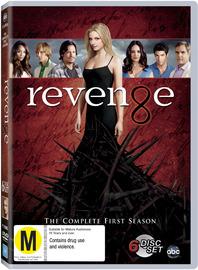 Revenge - The Complete First Season on DVD