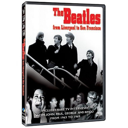 The Beatles - From Liverpool To San Francisco on DVD