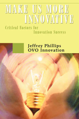 Make Us More Innovative by Jeffrey Phillips