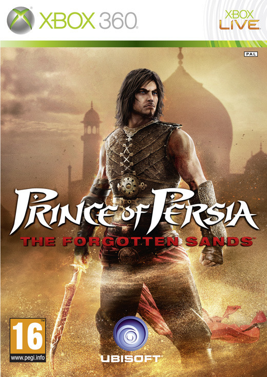 Prince of Persia: The Forgotten Sands for Xbox 360