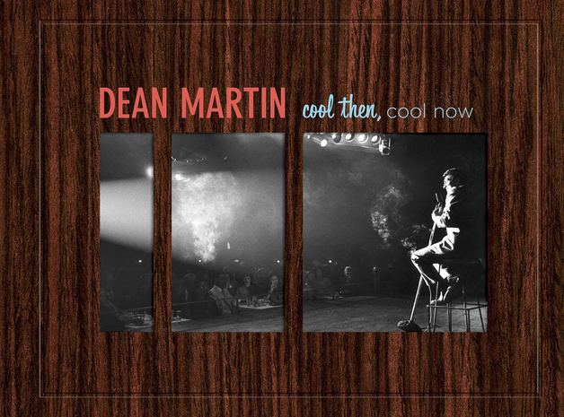 Dean Martin: Cool Then, Cool Now by Dean Martin
