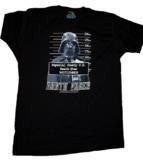 Star Wars - Darth Vader Mug Shot Male T-Shirt (XL)
