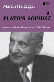 Plato's Sophist by Martin Heidegger