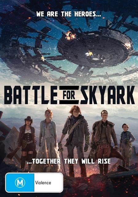 Battle For Skyark on DVD