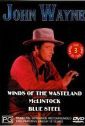 John Wayne Vol 1 on DVD