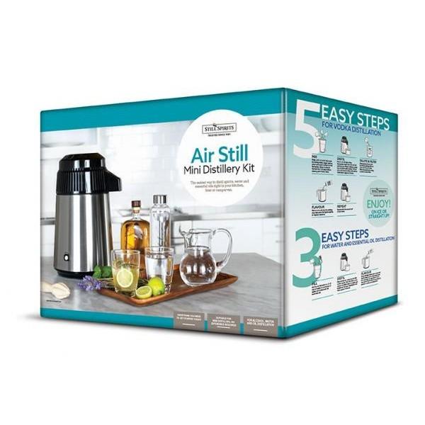 Air Still Mini Distillery Kit image