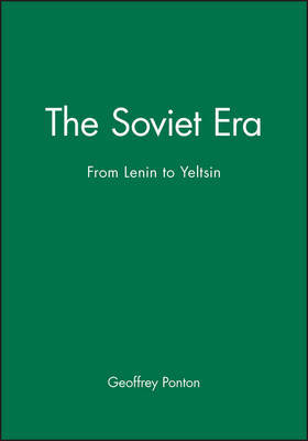 The Soviet Era by Geoffrey Ponton image