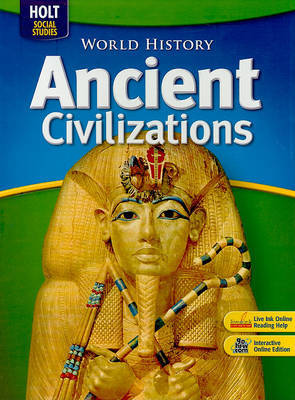 World History: Ancient Civilizaitons by Stanley M Burstein image