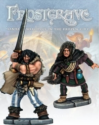Frostgrave - Thief & Barbarian