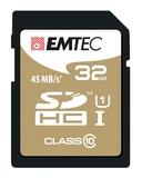 32GB Emtec SD Card Gold+ (Class 10)