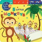 Little Baby Bum: 5 Little Monkeys by Parragon Books Ltd