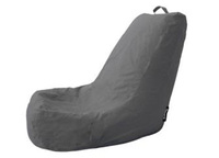 Beanz Banana Bean Indoor/Outdoor Bean Bag Cover - Grey