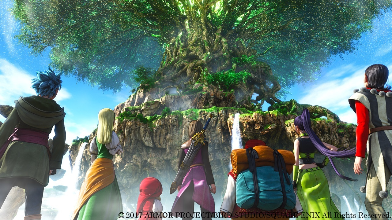 Dragon Quest XI: Echoes of an Elusive Age for Nintendo 3DS image