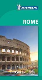 Green Guide Rome by Michelin