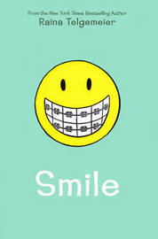 Smile by Raina Telgemeier image