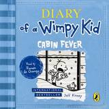 Diary of a Wimpy Kid - Cabin Fever by Jeff Kinney