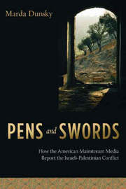 Pens and Swords by Marda Dunsky image