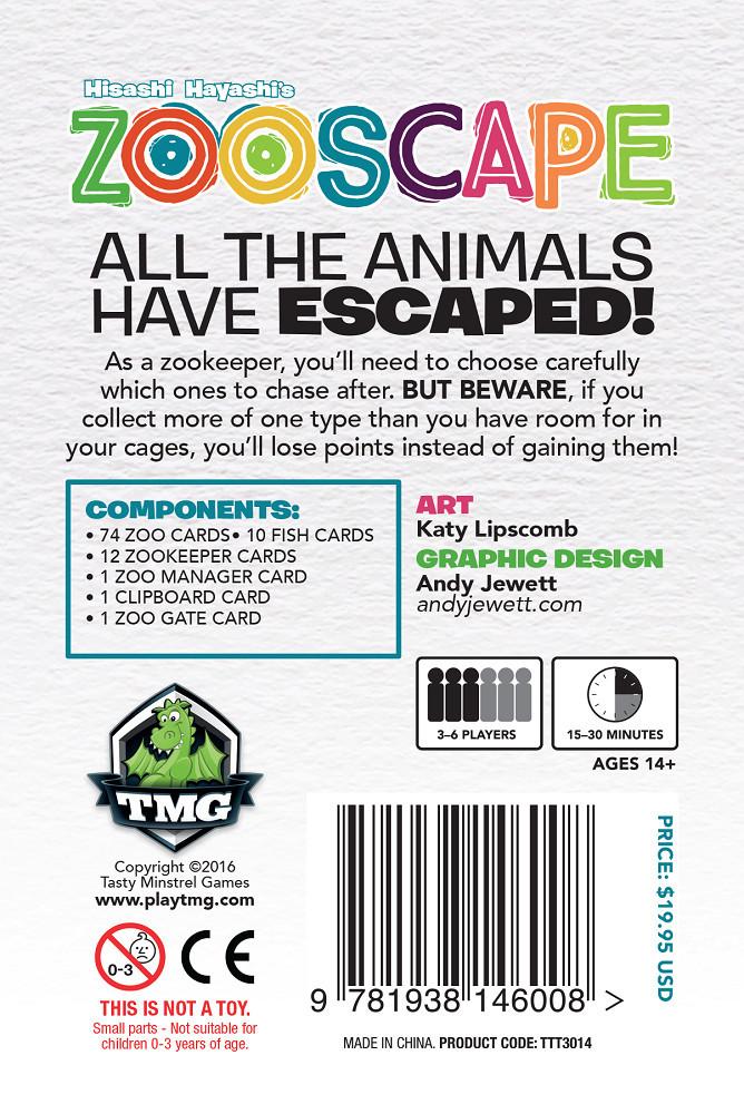ZooScape - A Curio Collector Game image